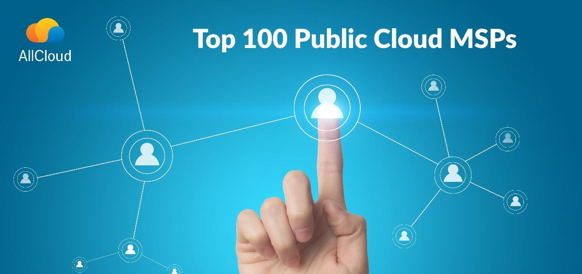 AllCloud Named Top 100 Public Cloud MSP for 2018