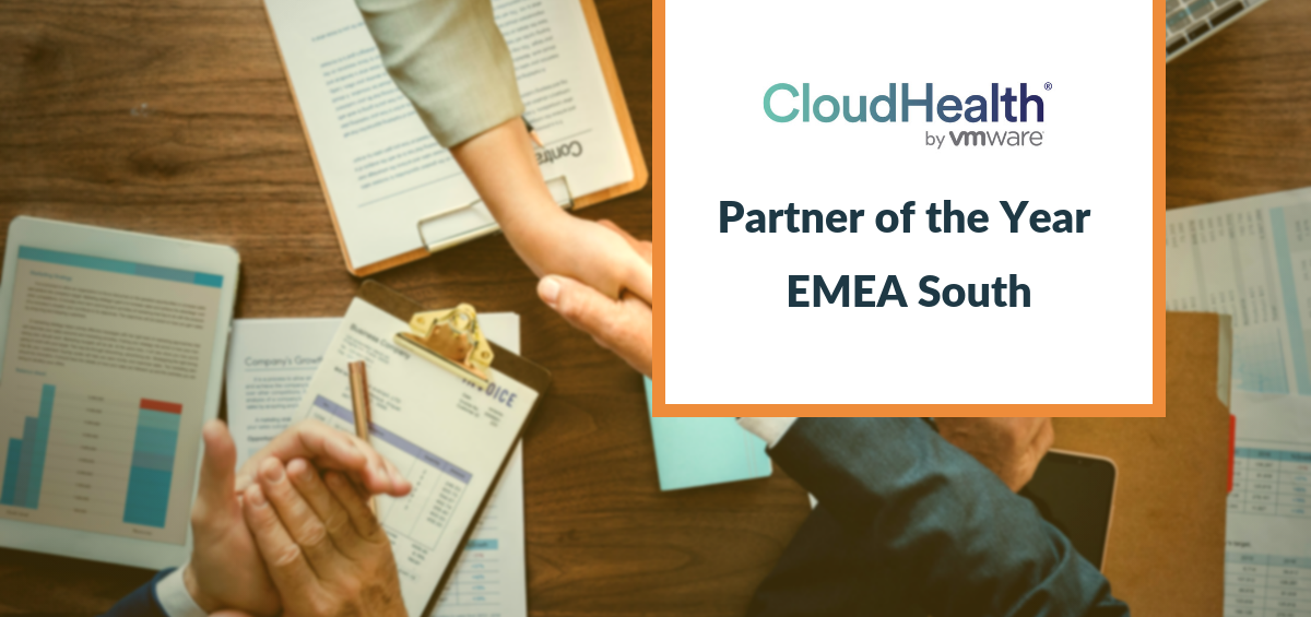 """AllCloud Named a CloudHealth """"Partner of the Year"""""""