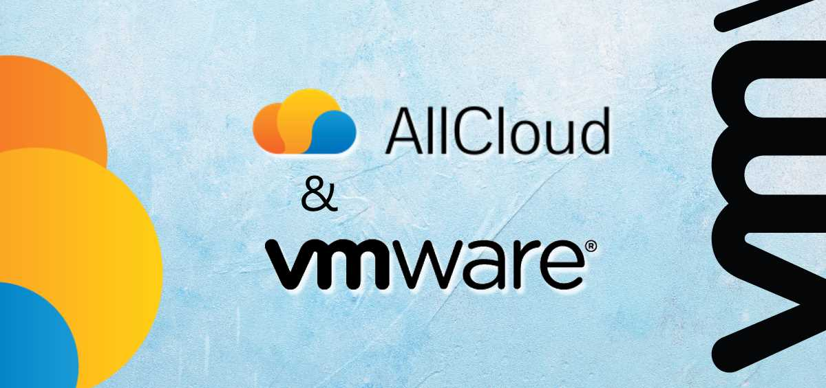 AllCloud Speeds Client Transformation through AWS and VMware Cloud Integration