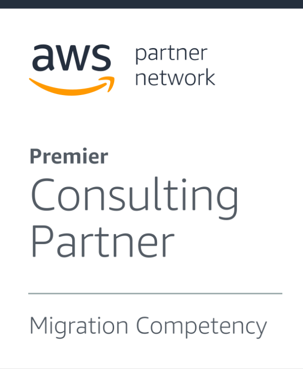 AWS Migration badge