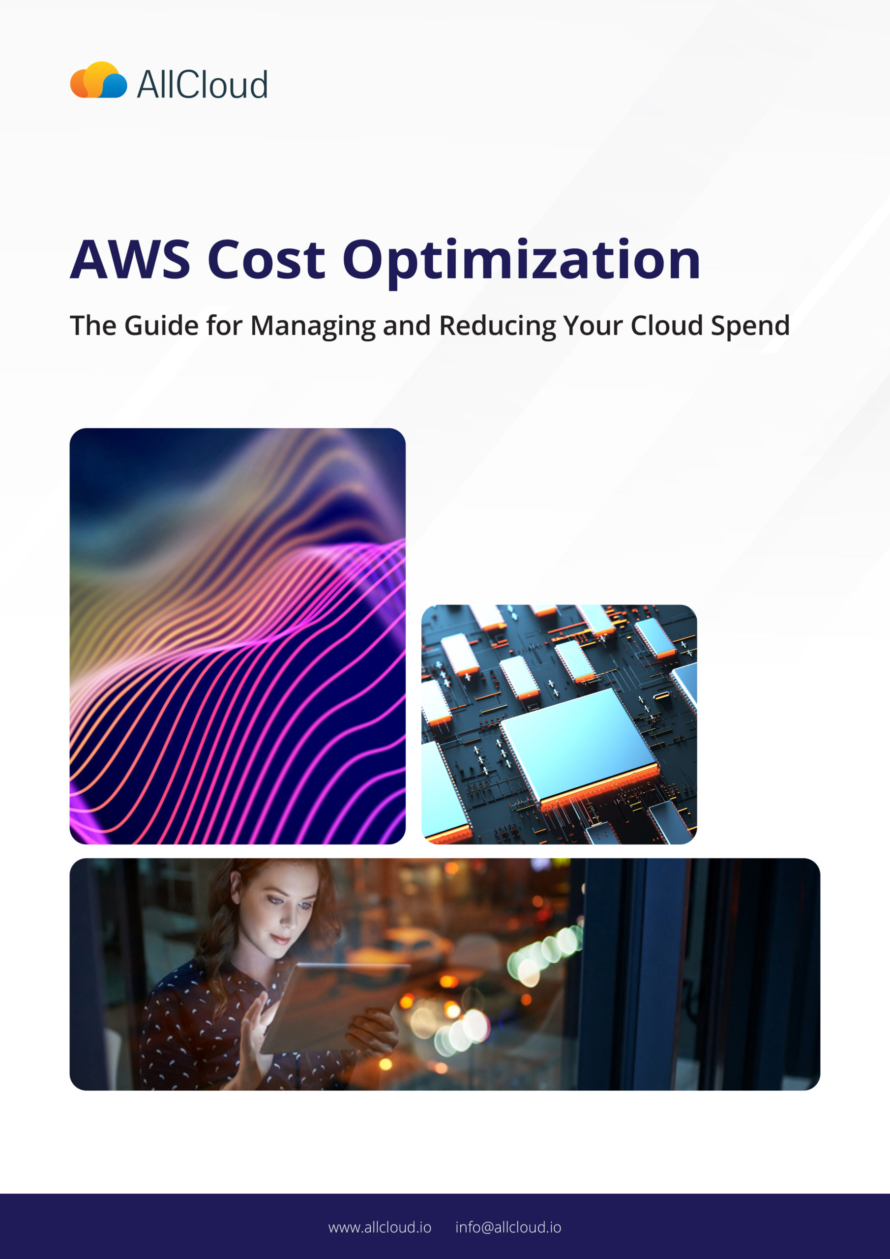 Download the guide to accelerate your cloud migration on AWS.